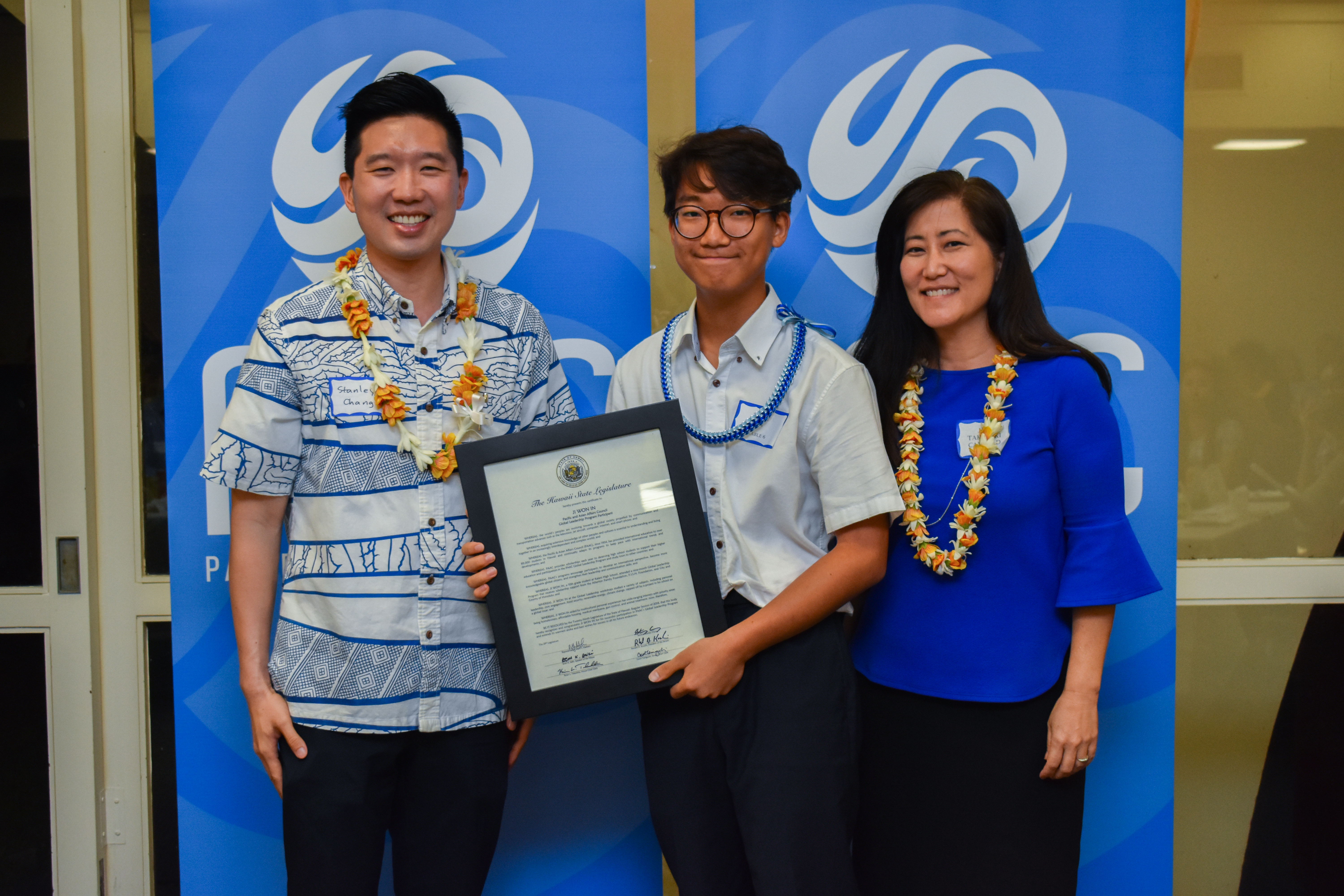 2018 Scholarship Forum   PAAC - Pacific and Asian Affairs Council